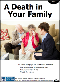 Cover of A Death in Your Family
