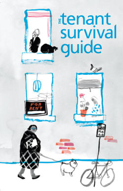 Cover of Tenant Survival Guide