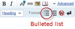 Edit toolbar bulleted list.png