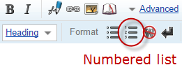 Edit toolbar numbered list.png