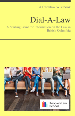 Cover of Dial-A-Law