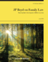 JP Boyd on Family Law